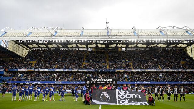 Rasizm w gronie kibiców Chelsea. Ukarani mogą już nigdy nie wejść na mecz