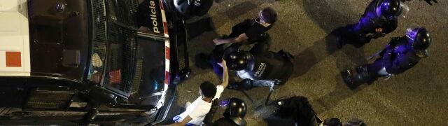 Ponad 100 osób zatrzymanych, 28 aresztowanych