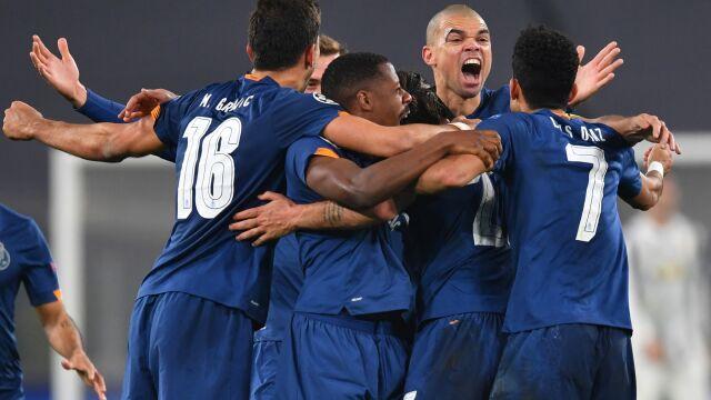 Dramat Juventusu w dogrywce. Porto w ćwierćfinale Ligi Mistrzów