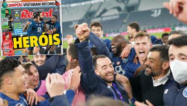Łzy radości, z piłkarzami świętował prezes klubu. Euforia w Portugalii po awansie FC Porto