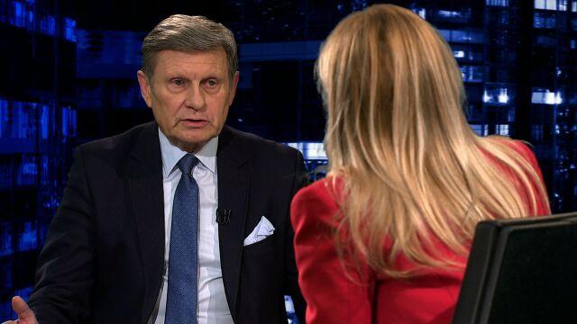 """Leszek Balcerowicz w """"Kropce nad i"""" o strajku nauczycieli i obietnicach wyborczych PiS"""