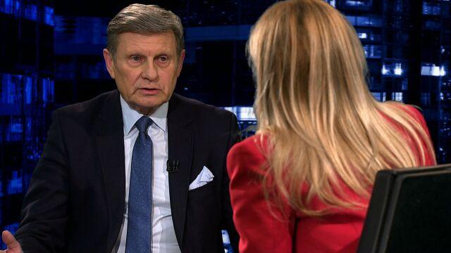 """Balcerowicz: nie da się pogodzić postulatów nauczycieli z """"piątką Kaczyńskiego"""""""