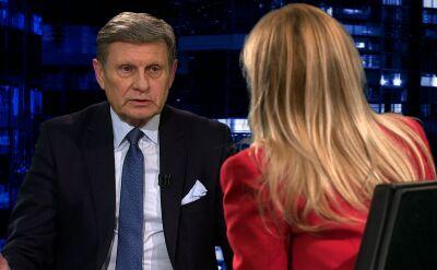 """Leszek Balcerowicz w """"Kropce nad i"""". Cała rozmowa"""