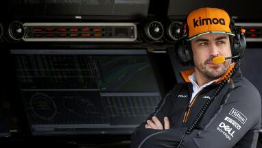 Alonso zatęsknił za F1. Były mistrz świata wraca na testy