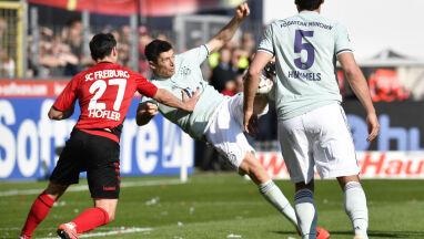Lewandowski dał remis. Zmarnował szansę na wygraną