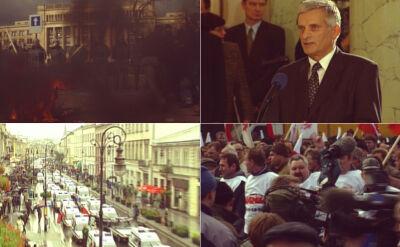Zmiana polskiej rzeczywistości. Reformy rządu Jerzego Buzka