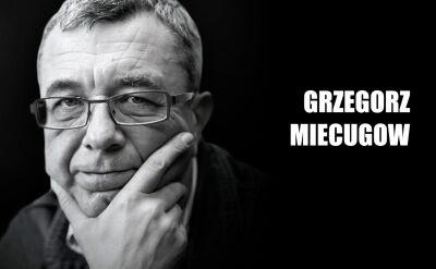 """""""To jest tak, że człowiek wie, że jest śmiertelny"""". Specjalny reportaż o Grzegorzu Miecugowie"""
