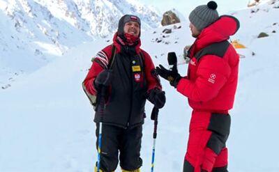 """Nocleg na 7 tys. metrów, sprzęt jak do ataku szczytowego. """"U góry jest bardzo niekorzystnie"""""""