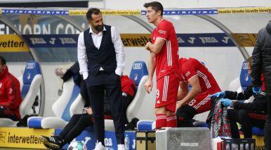 W Bayernie boją się o zdrowie Lewandowskiego