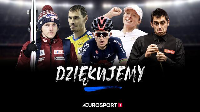 Eurosport 1 liderem oglądalności wśród płatnych kanałów sportowych