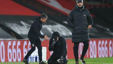 Ograł Liverpool i się popłakał. Trener tłumaczy się z łez