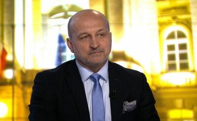 """""""BOR to są oficerowie państwa, a nie PiS"""". Kazimierz Marcinkiewicz o nadzorze nad służbami"""
