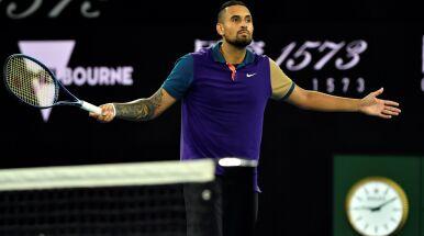 Pięć najlepszych zagrań pierwszego dnia Australian Open