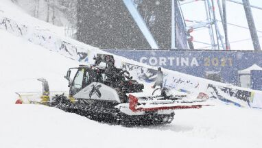 Zima paraliżuje alpejskie mistrzostwa świata. Kolejne zawody przełożone
