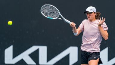 Świątek - Giorgi w Eurosporcie. Plan transmisji trzeciego dnia Australian Open