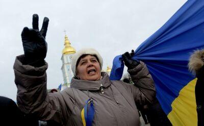 Ukraińska opozycja wzywa do strajku