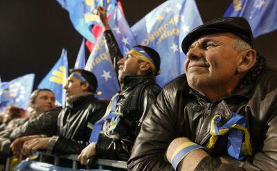 Kijowski Majdan budzi się do życia