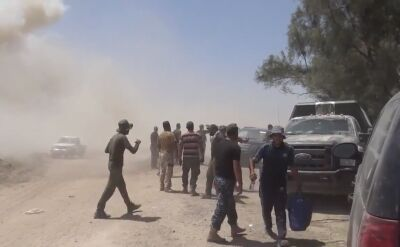 Dżihadyści zabijają ludzi chcący od nich uciec