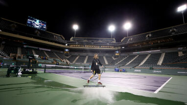 W tenisie nie wszystko stracone.