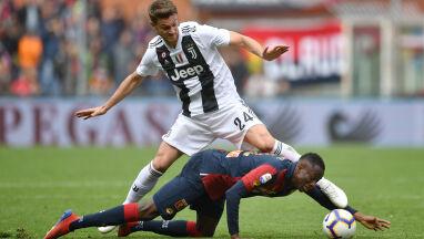 Piłkarz Juventusu zakażony koronawirusem. Co z meczem Ligi Mistrzów?