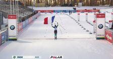 Najważniejsze wydarzenia biegu pościgowego kobiet w Kontiolahti