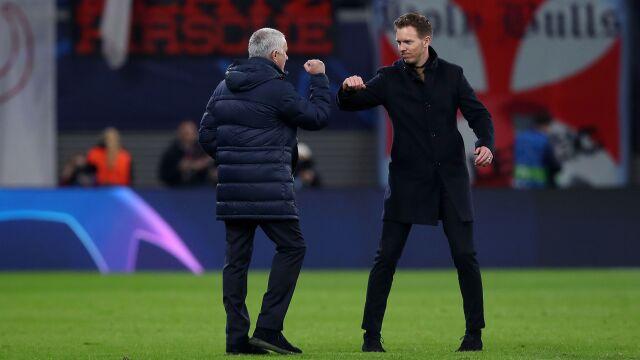 """""""Baby Mourinho"""" przerósł mistrza. 32-letni trener RB Lipsk przeszedł do historii"""