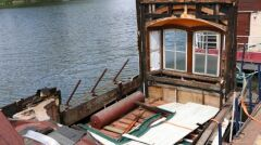 Pierwszy raz płynął barką kilka lat temu w Amsterdamie po holenderskich kanałach