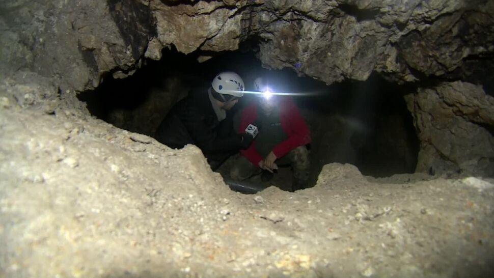 """Odkrywają kopalnię srebra. """"Wciąż nas zaskakuje. Może mieć 200, a nawet 400 lat"""""""