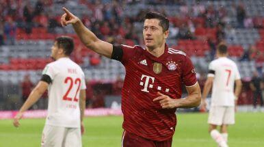 Wymiana ciosów w Monachium. Lewandowski z kolejnym golem