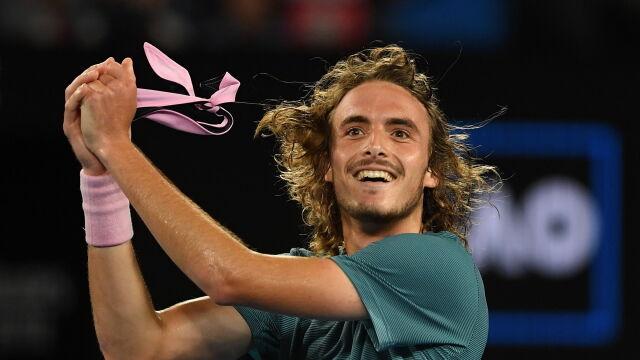 """To on ograł wielkiego Federera. """"Czasami naprawdę go przypomina"""""""