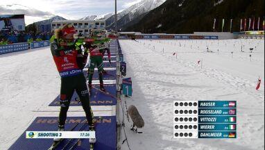 Dorothea Wierer wygrała w ojczyźnie bieg na dochodzenie