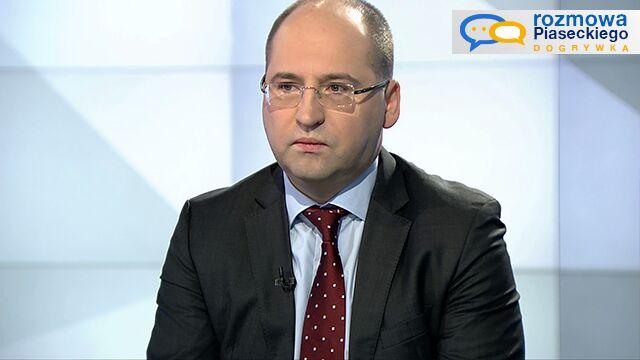 """Adam Bielan o """"politycznych aktach zgonu"""": prokuratura powinna działać ostrzej"""