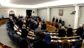 Senat uczcił minutą ciszy pamięć Pawła Adamowicza