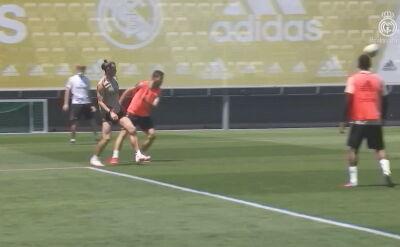 Eden Hazard opuścił poniedziałkowy trening Realu Madryt