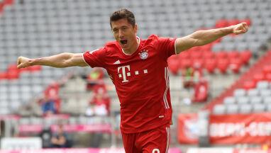 Lewandowski piłkarzem sezonu w Bundeslidze. Pierwsze takie wyróżnienie
