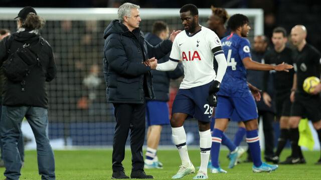 Mourinho zraził do siebie najdroższego gracza w historii Tottenhamu