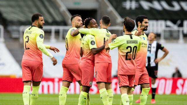 Guardiola w drodze po kolejne trofeum. Manchester nie dał szans Newcastle