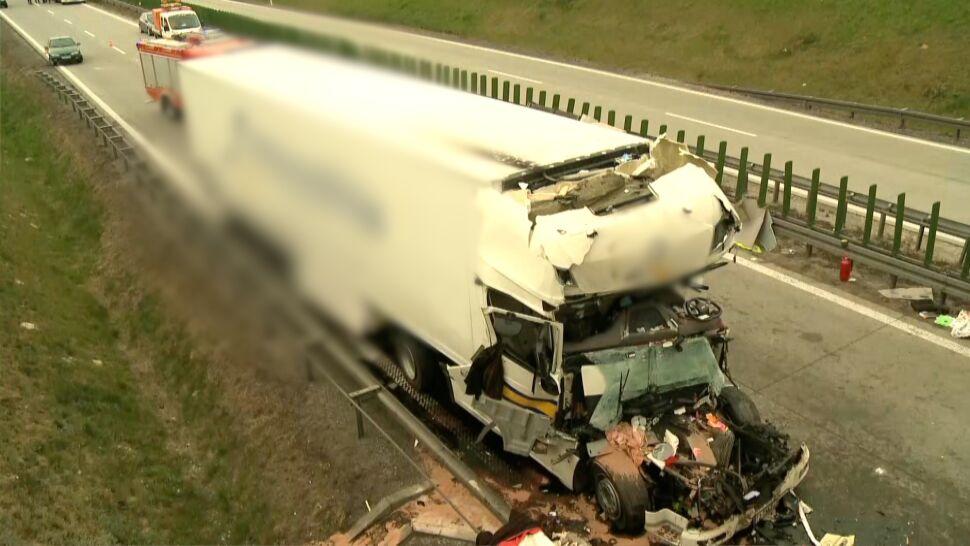 Tragiczne wypadki na A4, zginęły dwie osoby