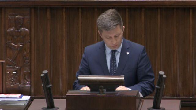 Michał Dworczyk o ustawie maturalnej