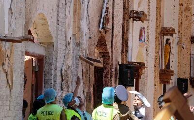 Mnich Dawid o sytuacji na Sri Lance po serii zamachów