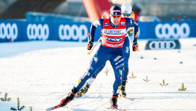 Wystartował Tour de Ski. Pellegrino rządził, Staręga odpadł w ćwierćfinale