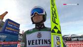 Skok Kamila Stocha z 2. serii konkursu w Garmisch-Partenkirchen