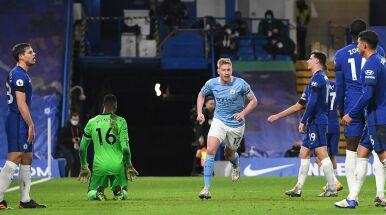 Manchester City rozprawił się z Chelsea. Pierwsza połowa niczym nokaut