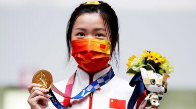 Zdobyto pierwszy złoty medal w Tokio