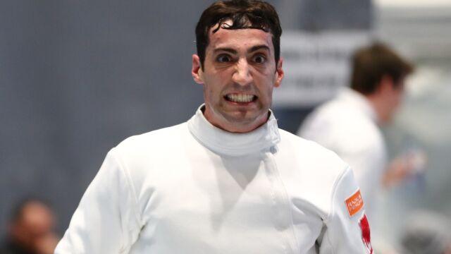Wioska olimpijska jest dla niego zamknięta. Koledzy nie chcieli go w Tokio