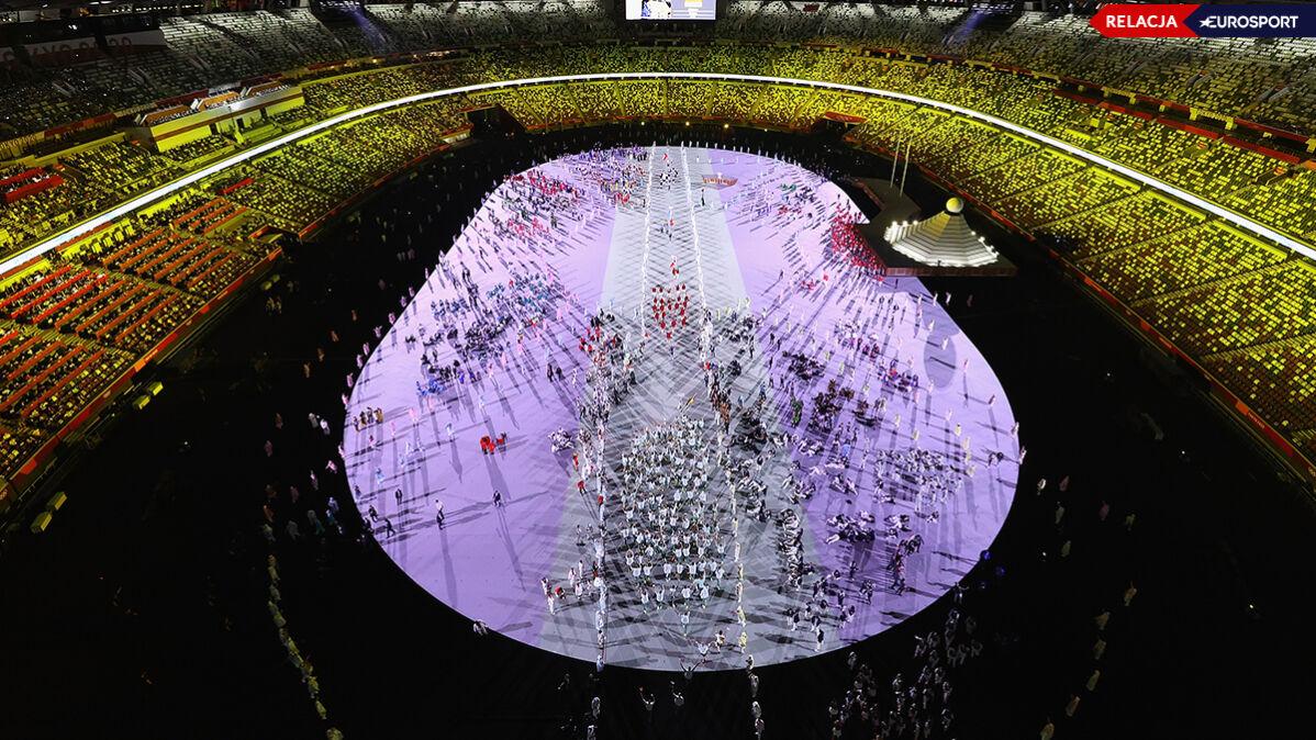 Cesarz Japonii przemówił, igrzyska zostały oficjalnie otwarte