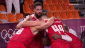 Tokio. Koszykówka 3x3. Polska wygrała z Japonią 20:19