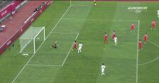 Tokio. Piłka nożna mężczyzn. Nowa Zelandia - Korea Południowa 1:0 (gol Chris Wood)