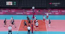 Tokio. Siatkówka mężczyzn. 1:1 po trudnym secie w meczu Polska – Iran
