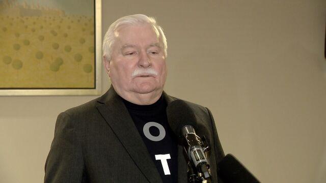 Wałęsa ma przeprosić Kaczyńskiego